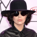 Die Ankunft von Künstlerin Lady Gaga bei den YouTube Music Awards. (Bild: Jeff Kravitz / FilmMagic for YouTube)