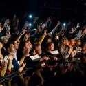 Zuschauer live vor Ort bei den YouTube Music Awards. (Bild: Jeff Kravitz / FilmMagic for YouTube)