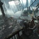Auch bei rauer See wird gesegelt (Bild: Ubisoft)