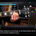 Gitarrenkurs per PlayStation. (Bild: Ubisoft)