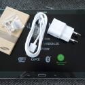 Netzteil, USB-Kabel, Schnellstartanleitungen und S-Pen - mehr Zubehör gibt es nicht. (Bild: netzwelt)