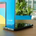 Das Google Nexus 5 misst 137,8 x 69,2 x 8,6 Millimeter. (Bild: netzwelt)
