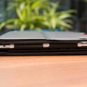 Das Gesamtgewicht kratzt jedoch an der MacBook-Air-Marke. (Bild: netzwelt)