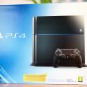 Eher pragmatisch als hübsch, die Box der PS4. (Bild: netzwelt)