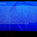 Man sollte es eigentlich gewissenhaft lesen - Endbenutzervereinbarungen dürften jedoch die wenigsten frisch gebackenen PS4-Besitzer interessieren. (Bild: netzwelt)