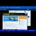 Gut brauchbar ist der Browser. Schnell lässt sich per Controller heranzoomen oder durch geöffnete Tabs blättern. (Bild: netzwelt)