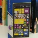 Das Lumia 1520 ist in der Redaktion eingetroffen. (Bild: netzwelt)