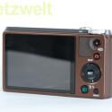 Das 3-Zoll-Display bietet eine Auflösung von 921.600 Bildpunkten. (Bild: netzwelt)
