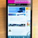 Das Display misst 5,7 Zoll und löst in HD auf. (Bild: netzwelt)