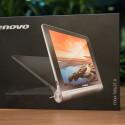 Das Lenovo Yoga Tablet gibt es mit acht oder zehn Zoll großem Display. Netzwelt entschied sich für die kompaktere Variante. (Bild: netzwelt)