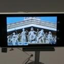 Das Display des Xperia Z1 Compact löst mit 1.280 x 720 Pixeln auf. (Bild: netzwelt)