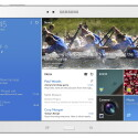 Das ebenfalls auf der CES neu vorgestellte Samsung Galaxy TabPRO 10.1 ist nicht nur größer... (Bild: Samsung)