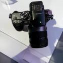 Der Prototyp der GH4 ähnelt dem Vorgängermodell GH3. Das kann sich bis zum finalen Produkt aber noch ändern. (Bild: netzwelt)