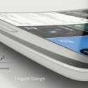 Ein solches Smartphone dürfte im Jahr 2014 noch äußerst unrealistisch sein. (Bild: Ashraf Amer/Concept-Phones)