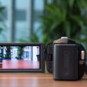Der Touchscreen bietet eine Auflösung von 230.000 Bildpunkten und reagiert zuverlässig auf Eingaben. (Bild: netzwelt)