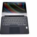 Einen solch großen Aufklappwinkel wünschen wir uns auch bei so manchem Ultrabook. Das Display des Dell XPS 11 lässt sich sogar noch weiter als 180 Grad klappen. (Bild: netzwelt)