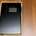 Erstes Lebenszeichen: Das Display im 8-Zoll-Format bietet eine Full HD-Auflösung. (Bild: netzwelt)