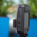 Neben einem HDMI-Ausgang besitzt die CarDVR-110 einen USB-Anschluss. (Bild: netzwelt)