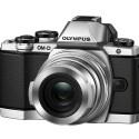 Die E-M10 ergänzt die OM-D-Serie von Olympus durch ein Einsteigermodell. (Bild: Olympus)