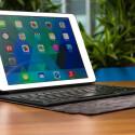 Mobiles Office: Das KeyFolio Exact Pro ist auf das iPad Air zugeschnitten und kostet 140 Euro. (Bild: netzwelt)