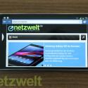 Das 6,3 Zoll große Galaxy Mega soll ein Upate auf Android 4.4 KitKat erhalten. (Bild: netzwelt)