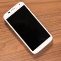 Der Bildschirm des Motorola Moto X misst in der Diagonale 4,7 Zoll. (Bild: netzwelt)