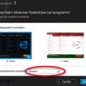 """Auf dem letzten Bildschirm des Lernprogrammes wählen Sie aus, welches Design Sie verwenden möchten und stellen die Programmsprache ein. Klicken Sie auf """"Jetzt Starten >"""", um die Gratis-Software zu starten. (Bild: Screenshot)"""