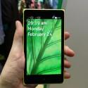 Das Nokia XL bietet ein fünf Zoll großes Display. (Bild: netzwelt)
