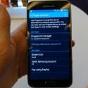Wie das iPhone 5s bietet das Galaxy S5 einen Fingerabdruckscanner im Home-Button. (Bild: netzwelt)