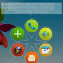 Über das Element hat der Nutzer schnellen Zugriff auf bis zu sechs Apps. (Bild: netzwelt)