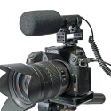 Die kurze Baulänge überragt auch kleinere Kameras kaum. (Bild: H-J. Kruppa)