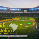 Das Estádio Plácido Aderaldo Castelo wurde akkurat in FIFA Fussball-WM Brasilien 2014 nachgebaut. (Bild: EA)