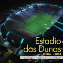 Die Arena das Dunas ist als Austragungsort von vier Begegnungen der Fußball-Weltmeisterschaft 2014 vorgesehen. (Bild: EA)