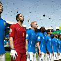 Die italienische Nationalmannschaft darf im Kader des offiziellen Spiels natürlich nicht fehlen. (Bild: EA)