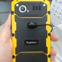 Die hintere Kamera des RugGear RG700 löst mit acht Megapixeln auf. (Bild: netzwelt)