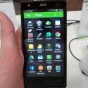 Als Betriebssystem fungiert Android 4.2, ein Update auf Android 4.4 ist geplant. (Bild: netzwelt)