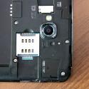 Das G Pro Lite verwaltet bei Bedarf zwei Mini-SIM-Karten. (Bild: netzwelt)