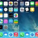 Optisch hat sich bei iOS 8 nicht viel geändert, neu sind allerdings die Apps Vorschau, TextEdit und Healthbook. (Bild: Weibo/9to5Mac)