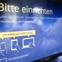 Nach Anschlus des Sticks an einem HDMI-Port ruft das Gerät zur Einrichtung auf. (Bild: netzwelt)