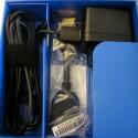 Mit dabei ist ein USB-Ladekabel und eine HDMI-Verlängerung. (Bild: netzwelt)