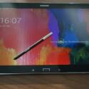 Mit einer Bildschirmdiagonale von 12,2 Zoll ist das Testgerät das bislang größte Note-Tablet von Samsung. (Bild: netzwelt)