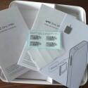 Ebenfalls im Lieferumfang befinden sich SIM-Nadel, Kurzanleitung... (Bild: netzwelt)