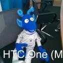 Deutlich besser ist dieses mit dem HTC One (M8) gemachte Porträt. Selbst im Hintergrund sind noch Details zu erkennen. Zog ist zudem gut ausgeleuchtet - vielleicht sogar einen Tick zu stark. (Bild: netzwelt)