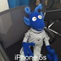 Das mit dem iPhone 5s gemachte Porträt wirkt am natürlichsten. (Bild: netzwelt)