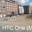 Das HTC One (M7) liefert eine eher blasse Aufnahme vom Hamburger Hafen. (Bild: netzwelt)