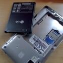 Der Akku des LG Optimus L4 II ist ausdauernd und lässt sich bei Bedarf auch wechseln. (Bild: netzwelt)