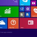 Lädt ein Nutzer neue Anwendungen herunter, zeigt Windows 8.1 die neu installierten Programme nun auffälliger an. (Bild: Microsoft)