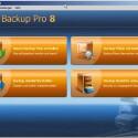 Ocster Backup Pro 8 bietet passable Grundfunktionen, solide Bedienung und einen zu hohen Preis. (Bild: Screenshot Backup Pro 8)