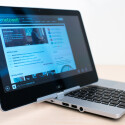 <b>HP Elitebook Revolve 810 G2</b><br /> Das 11,6 Zoll große Display überzeugt unter anderem dank großzügiger Blickwinkel. (Bild: netzwelt)