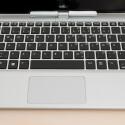 """Das Trackpad ist etwas kleiner als von """"ausgewachsenen"""" Notebooks her bekannt. Im Alltag hat man sich daran schnell gewöhnt. (Bild: netzwelt)"""